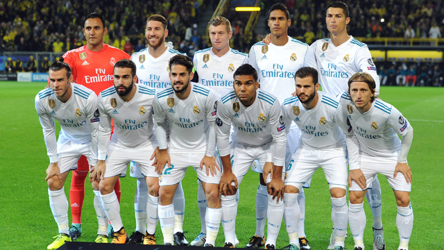 ريال مدريد
