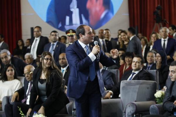 الرئيس عبد الفتاح السيسي اليوم (2)