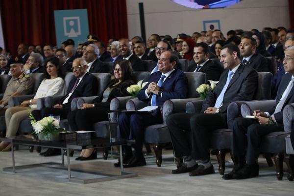 الرئيس عبد الفتاح السيسي اليوم (5)