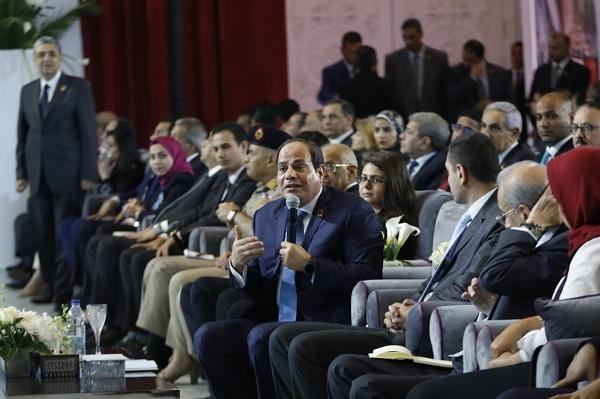 الرئيس عبد الفتاح السيسي اليوم (4)