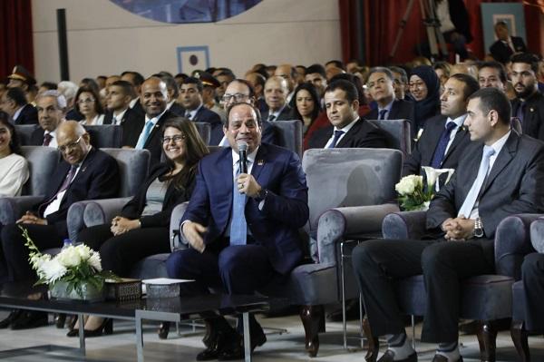 الرئيس عبد الفتاح السيسي اليوم (3)