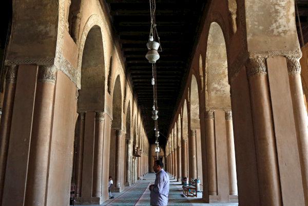 مسجد أحمد بن طولون