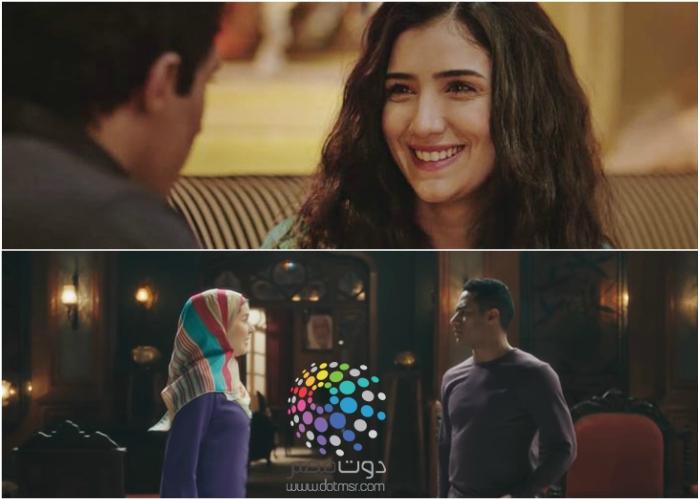 ليلى وزين نسخة جديدة من شهد وناصر