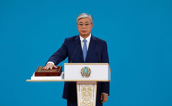 21209-الرئيس-الكازاخى-يؤدى-اليمين-الدستورية