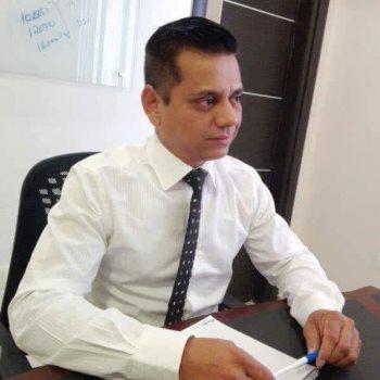 """فيكرام سينغ بارمار الرئيس التنفيذى لشركة """"لافا موبايل """""""