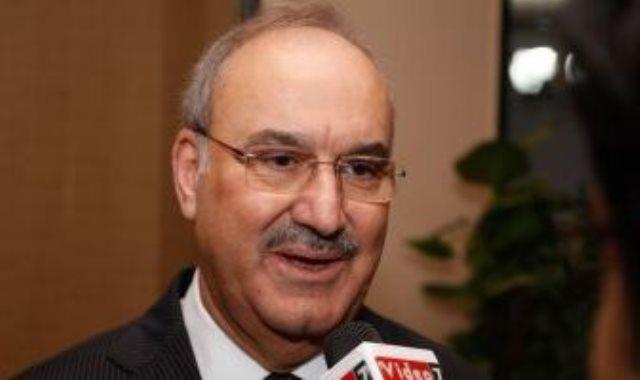 حبيب الصدر السفير العراقى لدى القاهرة