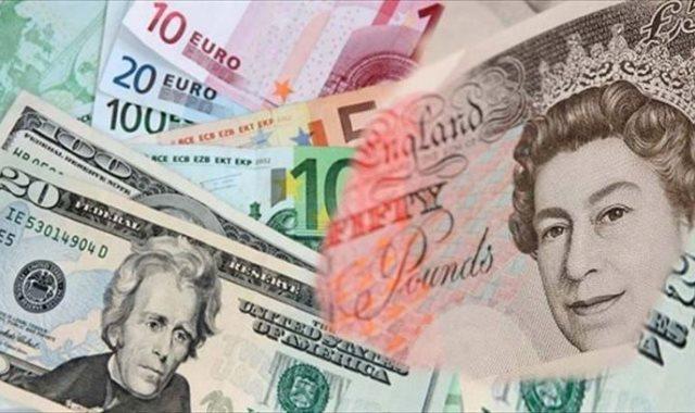 استقرار أسعار العملات الأجنبية اليوم الأحد 10-2-2019