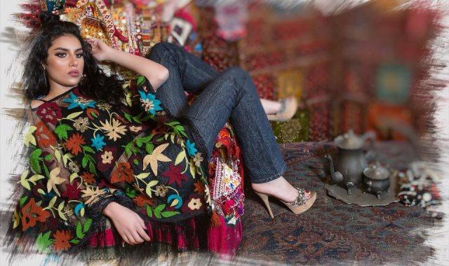 مصممة الأزياء مروة حامد
