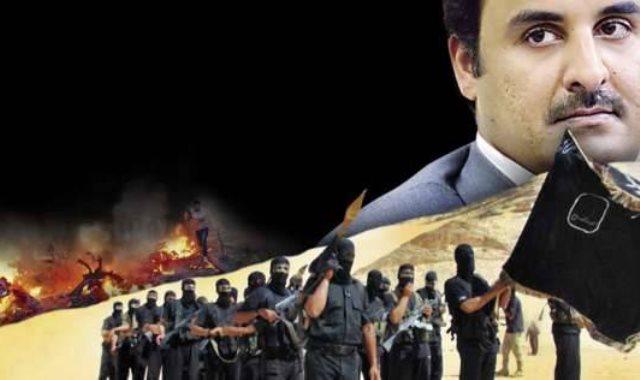 قطر تدعم الارهاب