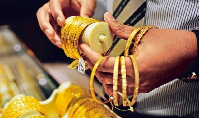 9baf570da6b58 أسعار الذهب في مصر اليوم الإثنين 19-3-2018.. استقرار عيار 21