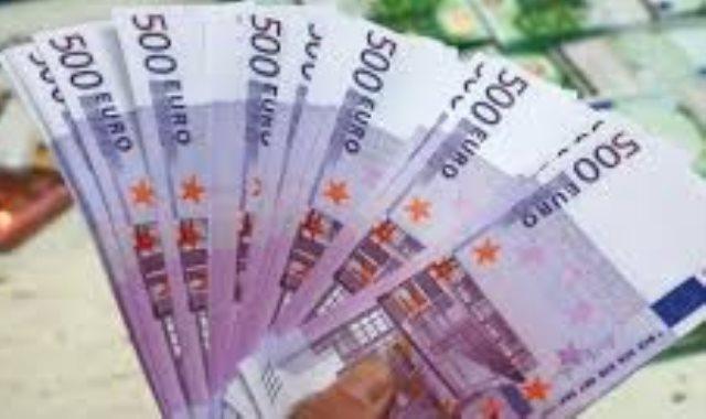 سعر اليورو اليوم الاثنين 18-3-2019