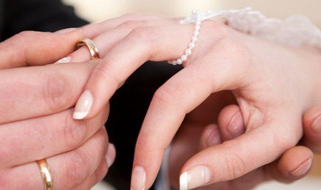 الزواج - صورة أرشيفية