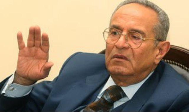 المستشار بهاء أبو شقة رئيس اللجنة التشريعية لمجلس النواب