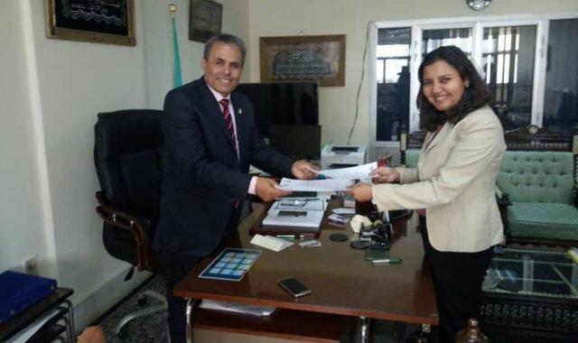 """توقيع بروتوكول تعاون بين جامعتي """"النيل الأهلية والمنيا"""" لدعم ريادة الأعمال"""