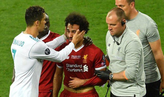 نجوم الرياضة لـ محمد صلاح: كرة القدم لعبة قاسية - دوت مصر