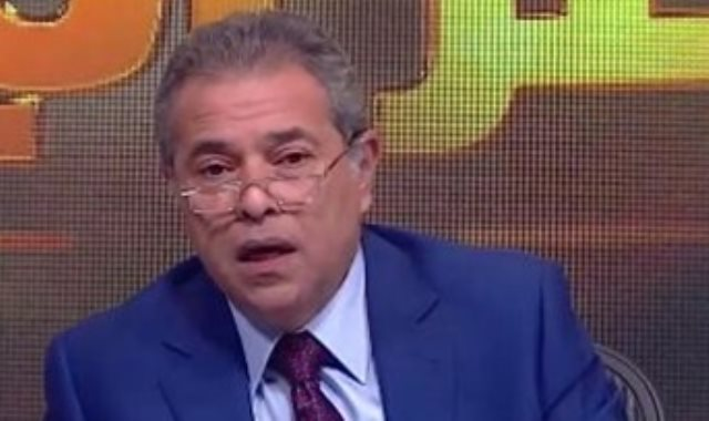 الإعلامى توفيق عكاشة
