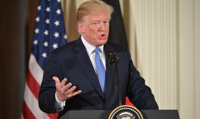 دونالد ترامب - الرئيس الأمريكي
