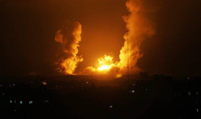 انفجار  ـ صورة أرشيفية