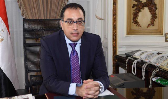 المهندس مصطفى مدبولى - رئيس الوزراء