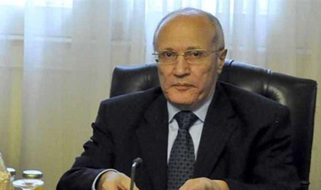 الدكتور محمد العصار، وزير الدولة للإنتاج الحربى