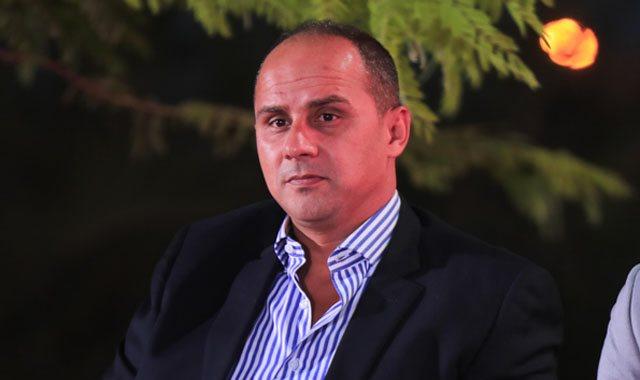 محمد مرجان المدير التنفيذى للنادى الأهلى