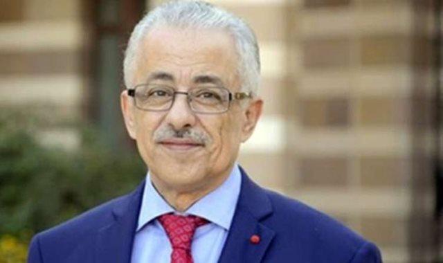 الدكتور طارق شوقى وزير التربية