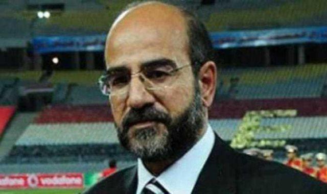 عامر حسين رئيس لجنة مسابقات الدورى الممتاز