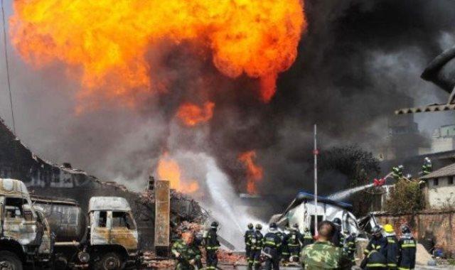 انفجار عبوة ناسفة بالمخا باليمن