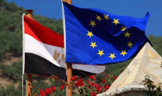 مصر والاتحاد الأوروبى -أرشيفية