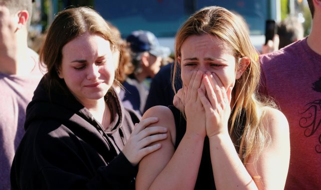 ضحايا هجوم كاليفورنيا