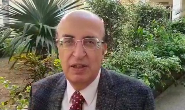 الدكتور ممتاز عبد الوهاب، رئيس الجمعية المصرية للطب النفسى