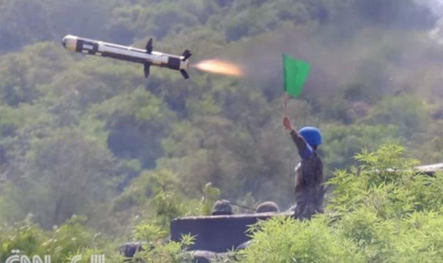 """صاروخ """"جافلين"""" الأمريكي"""
