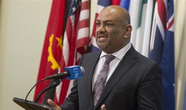 خالد اليمانى - وزير الخارجية اليمنى