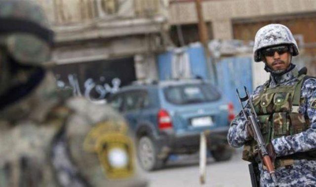 الأمن العراقة