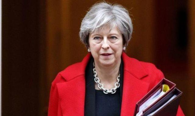 تريزا ماى رئيسة وزراء بريطانيا