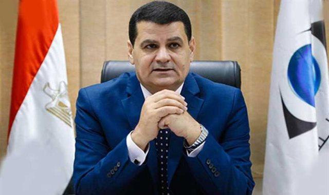 اللواء راضى عبدالمعطى رئيس جهاز حماية المستهلك
