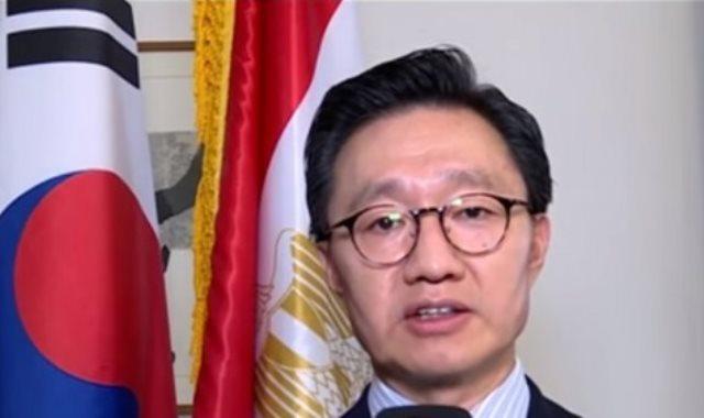 سفير كوريا الجنوبية  يوون يوا تشول - أرشيفية