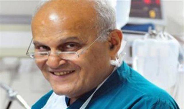 الدكتور مجدى يعقوب طبيب وجراح القلب العالمى