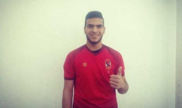 حامد حمدان مهاجم غزة