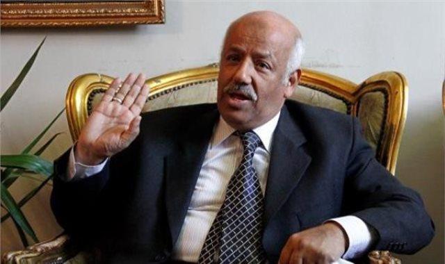 أحمد سليمان وزير العدل الأسبق