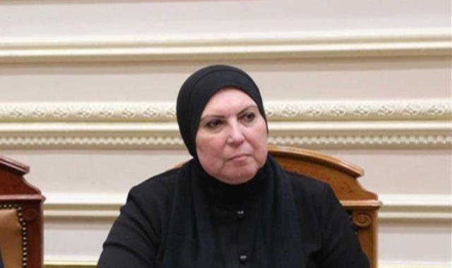 دكتورة نيفين جامع، الرئيس التنفيذى لجهاز تنمية المشروعات الصغيرة والمتوسطة