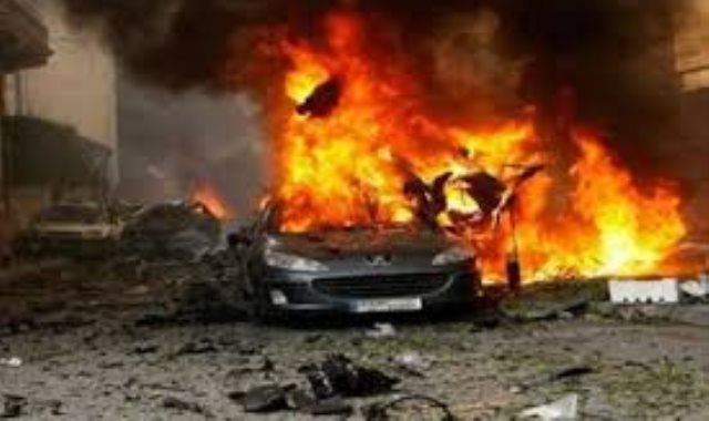 سيارة مفخخة
