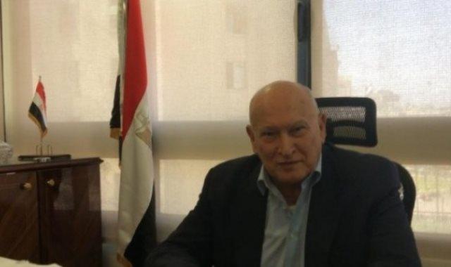 حسين منصور رئيس الهيئة القومية لسلامة الغذاء