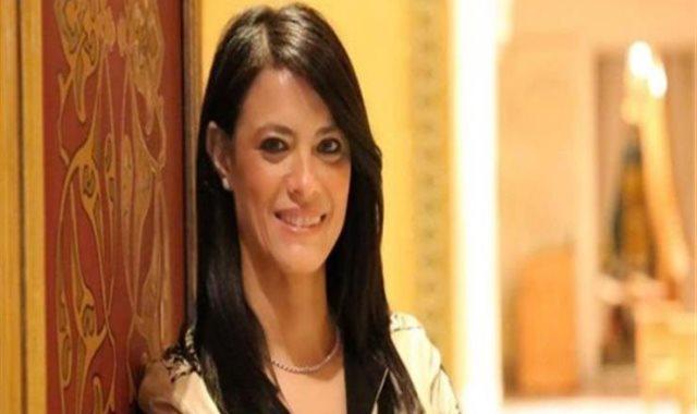 دكتورة رانيا المشاط وزيرة السياحة