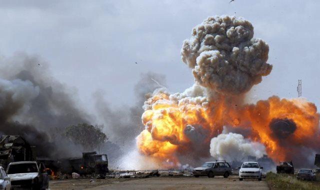 انفجار عبوة ناسفة – ارشيفية