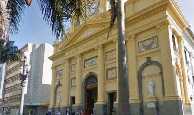 كاتدرائية كامبيناس بالبرازيل