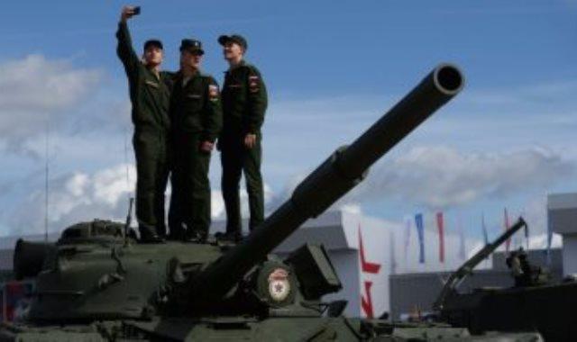 روسيا تشارك فى مناورات كوريا وسنغافورة البحرية