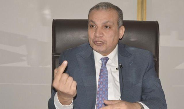 المهندس خالد صديق رئيس صندوق تطوير العشوائيات