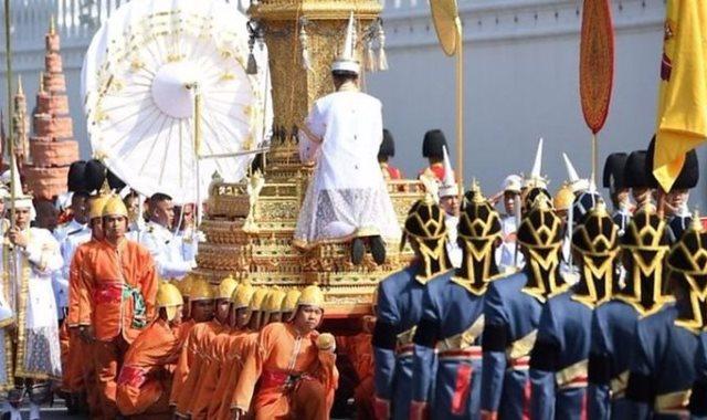 فاجيرالونكورن ملك تايلاند