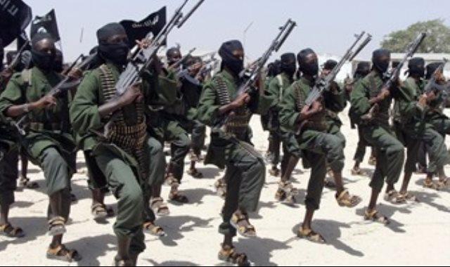 مقاتلو حركة الشباب الصومالية